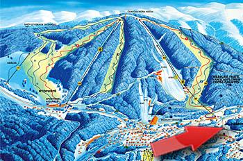 mapa beran