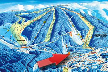 mapa snowkidz